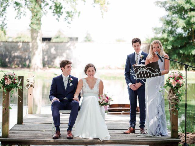 Le mariage de Florian et Veronika à Paray-Douaville, Yvelines 29