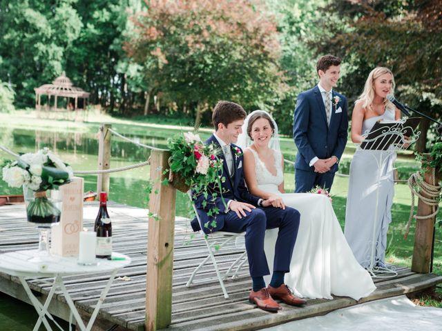 Le mariage de Florian et Veronika à Paray-Douaville, Yvelines 30