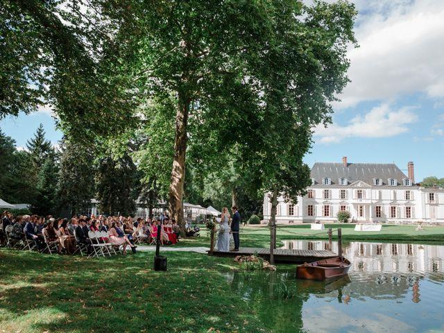 Le mariage de Florian et Veronika à Paray-Douaville, Yvelines 31