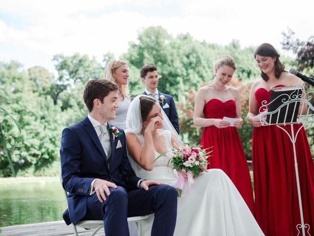 Le mariage de Florian et Veronika à Paray-Douaville, Yvelines 32