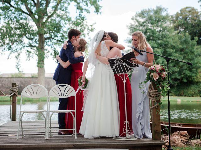 Le mariage de Florian et Veronika à Paray-Douaville, Yvelines 33