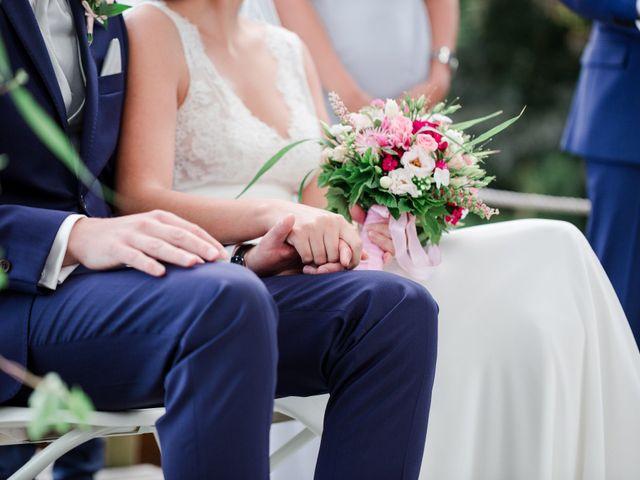 Le mariage de Florian et Veronika à Paray-Douaville, Yvelines 34