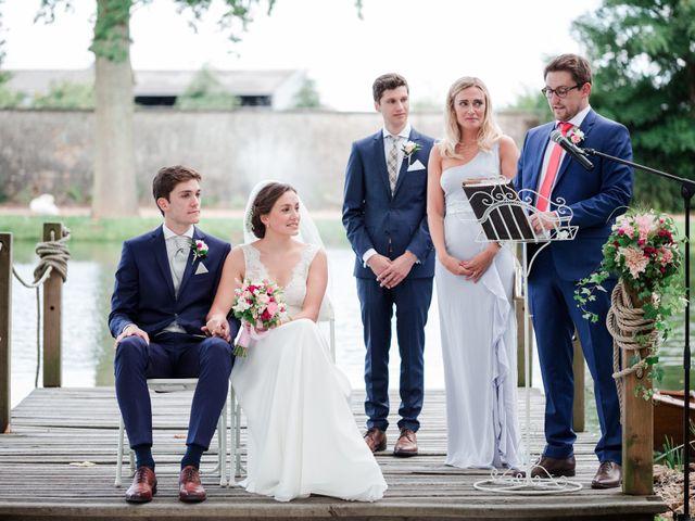Le mariage de Florian et Veronika à Paray-Douaville, Yvelines 35