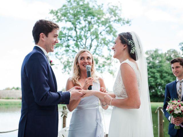 Le mariage de Florian et Veronika à Paray-Douaville, Yvelines 39