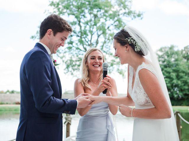 Le mariage de Florian et Veronika à Paray-Douaville, Yvelines 40