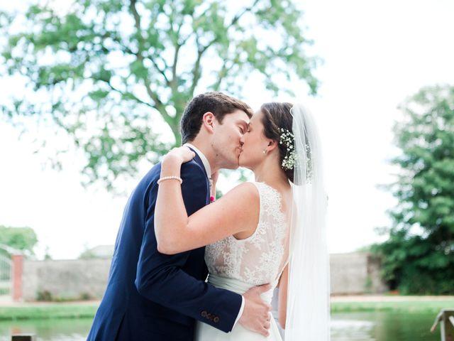 Le mariage de Florian et Veronika à Paray-Douaville, Yvelines 42