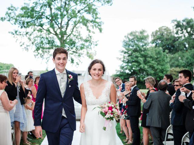 Le mariage de Florian et Veronika à Paray-Douaville, Yvelines 43