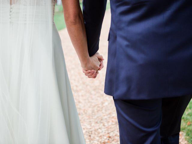 Le mariage de Florian et Veronika à Paray-Douaville, Yvelines 44