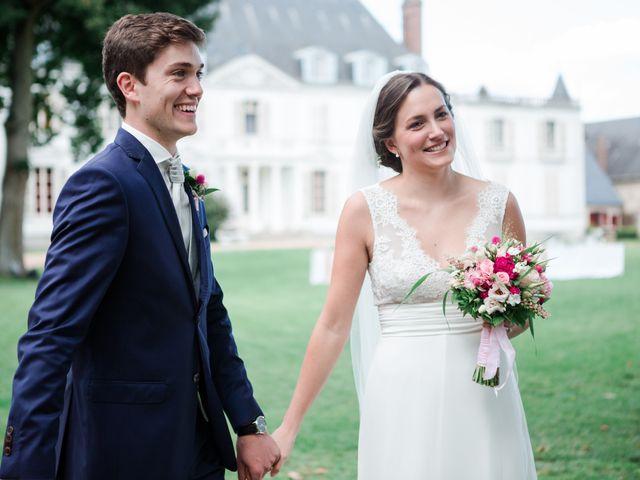 Le mariage de Florian et Veronika à Paray-Douaville, Yvelines 45