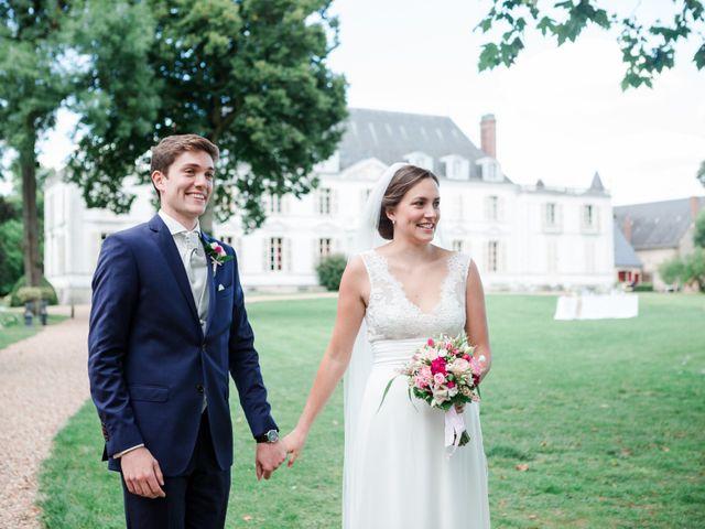Le mariage de Florian et Veronika à Paray-Douaville, Yvelines 46