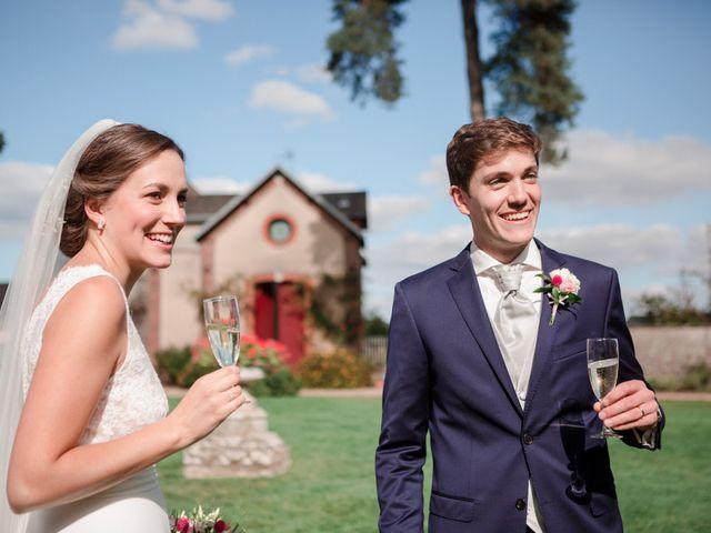Le mariage de Florian et Veronika à Paray-Douaville, Yvelines 49