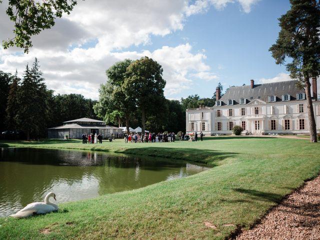 Le mariage de Florian et Veronika à Paray-Douaville, Yvelines 50
