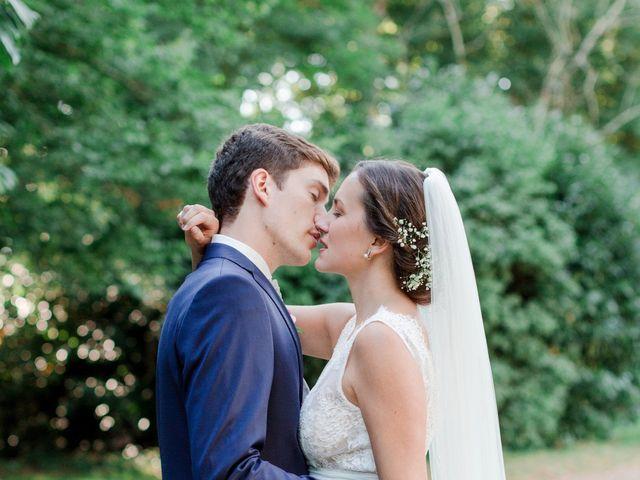 Le mariage de Florian et Veronika à Paray-Douaville, Yvelines 53