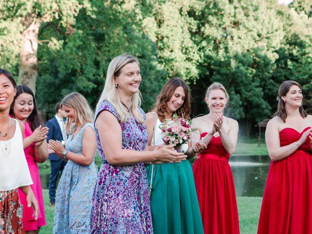 Le mariage de Florian et Veronika à Paray-Douaville, Yvelines 60