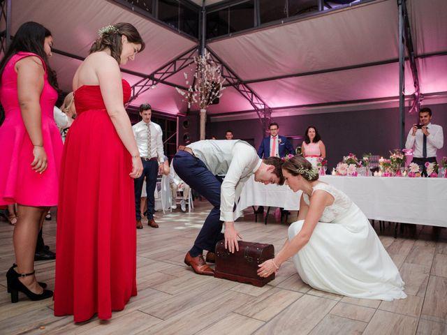 Le mariage de Florian et Veronika à Paray-Douaville, Yvelines 71