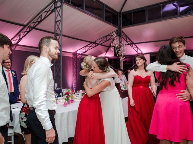 Le mariage de Florian et Veronika à Paray-Douaville, Yvelines 72