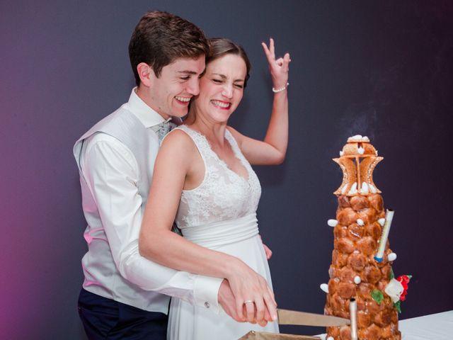 Le mariage de Florian et Veronika à Paray-Douaville, Yvelines 74
