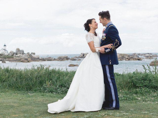 Le mariage de François et Anne-Aël à Brignogan-Plage, Finistère 3