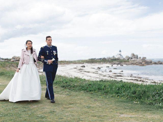 Le mariage de François et Anne-Aël à Brignogan-Plage, Finistère 8