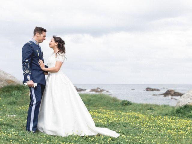 Le mariage de François et Anne-Aël à Brignogan-Plage, Finistère 11