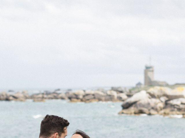 Le mariage de François et Anne-Aël à Brignogan-Plage, Finistère 12
