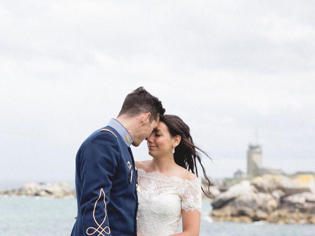 Le mariage de François et Anne-Aël à Brignogan-Plage, Finistère 13
