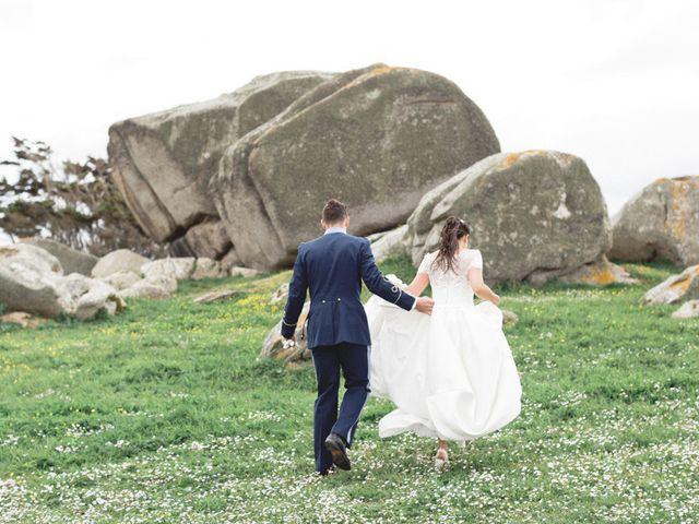 Le mariage de François et Anne-Aël à Brignogan-Plage, Finistère 14