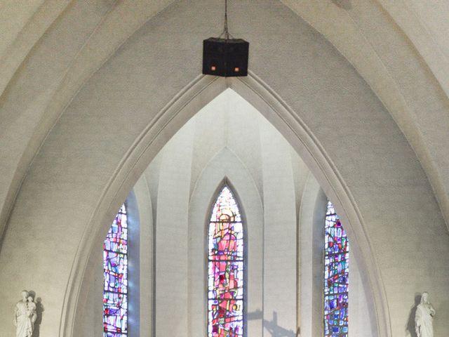 Le mariage de François et Anne-Aël à Brignogan-Plage, Finistère 16