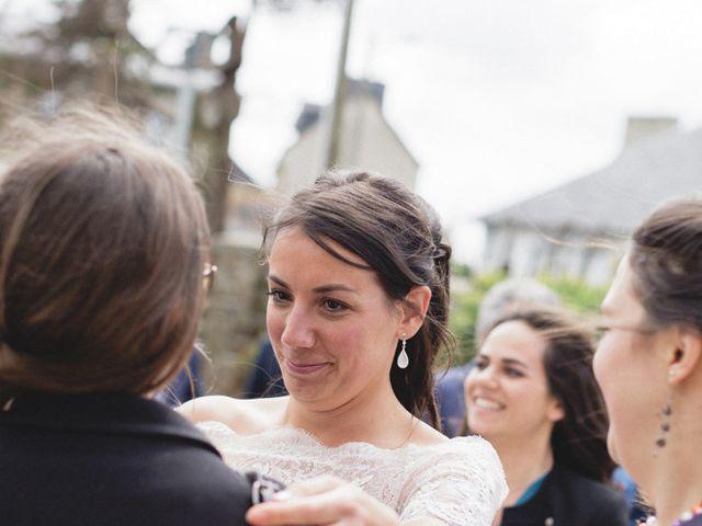 Le mariage de François et Anne-Aël à Brignogan-Plage, Finistère 19