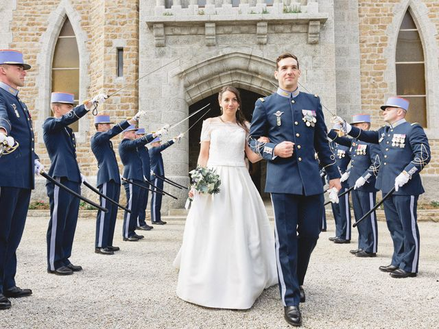 Le mariage de François et Anne-Aël à Brignogan-Plage, Finistère 23