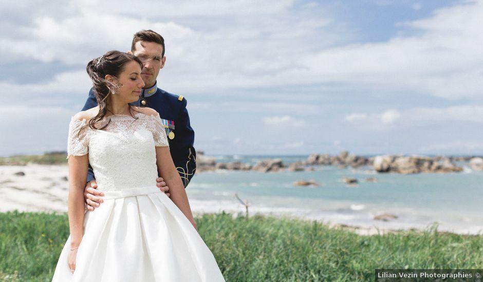 Le mariage de François et Anne-Aël à Brignogan-Plage, Finistère