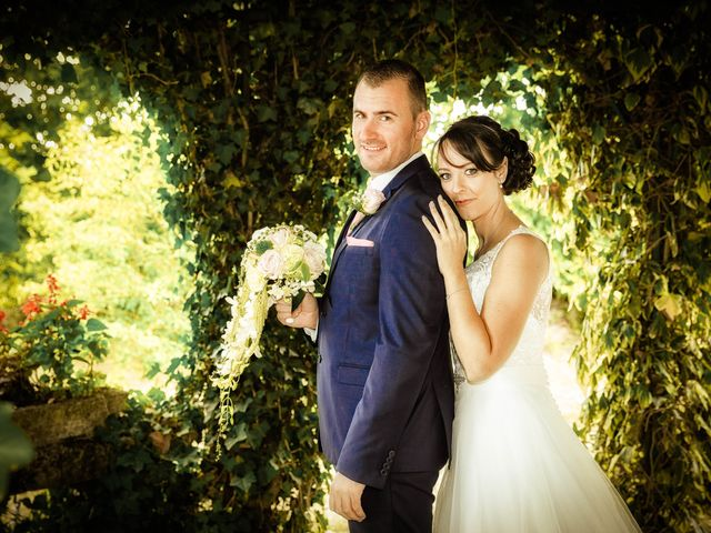 Le mariage de Marjorie et Kevin