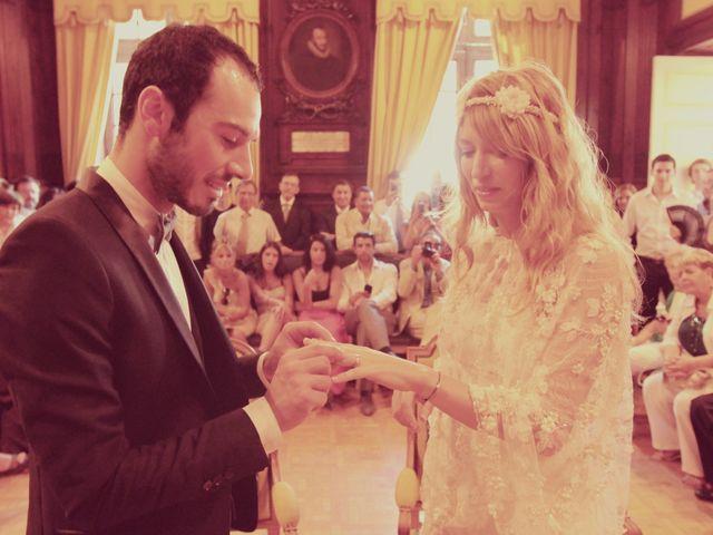 Le mariage de Salomon et Victoria à Orgon, Bouches-du-Rhône 14