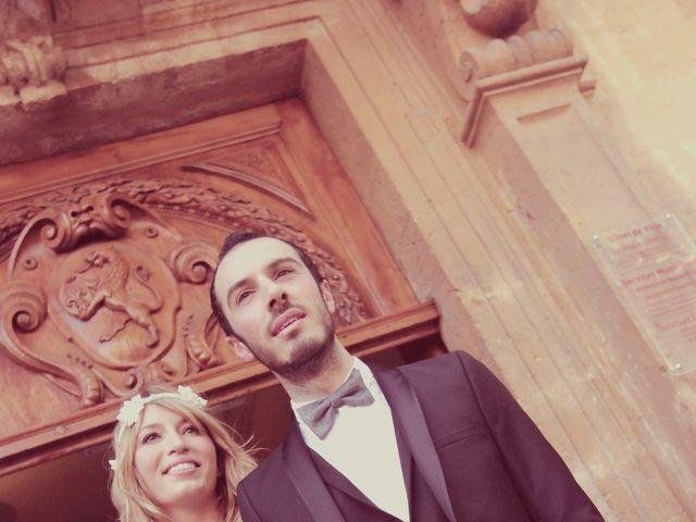 Le mariage de Salomon et Victoria à Orgon, Bouches-du-Rhône 15