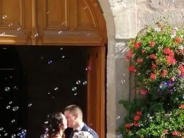 Le mariage de Emeline et Matthieu  à Vecoux, Vosges 1
