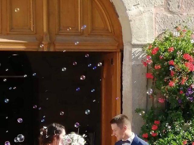 Le mariage de Emeline et Matthieu  à Vecoux, Vosges 5