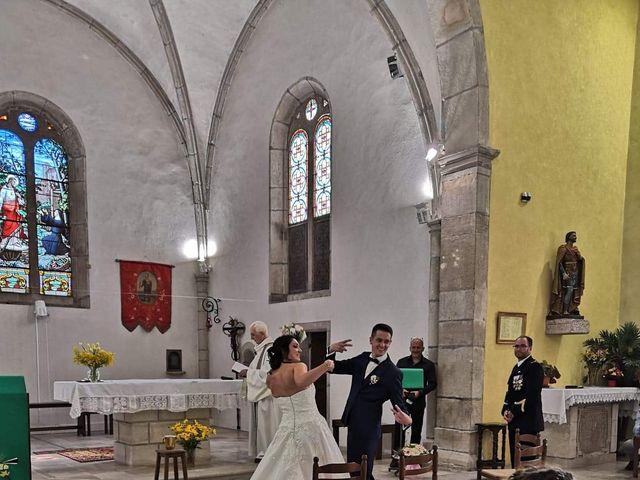 Le mariage de Emeline et Matthieu  à Vecoux, Vosges 6