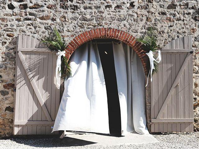 Le mariage de Julien et Marie-Caroline à Blond, Haute-Vienne 2
