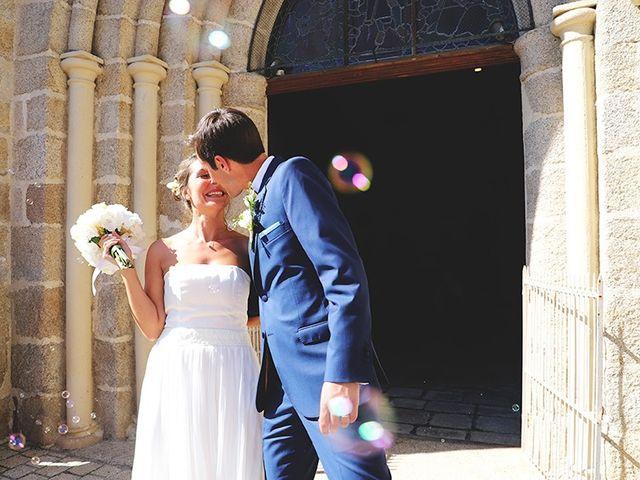 Le mariage de Julien et Marie-Caroline à Blond, Haute-Vienne 14