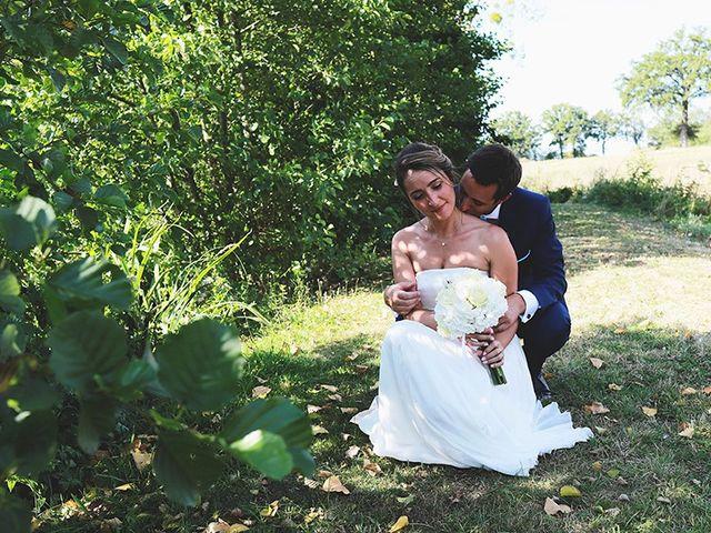 Le mariage de Julien et Marie-Caroline à Blond, Haute-Vienne 19