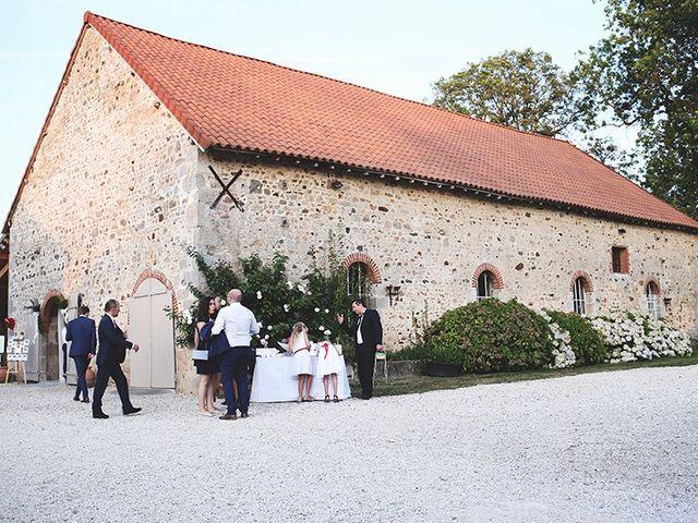 Le mariage de Julien et Marie-Caroline à Blond, Haute-Vienne 20