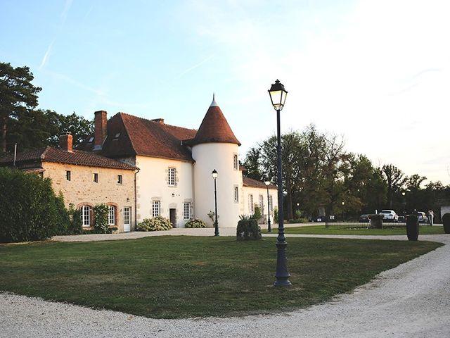Le mariage de Julien et Marie-Caroline à Blond, Haute-Vienne 21