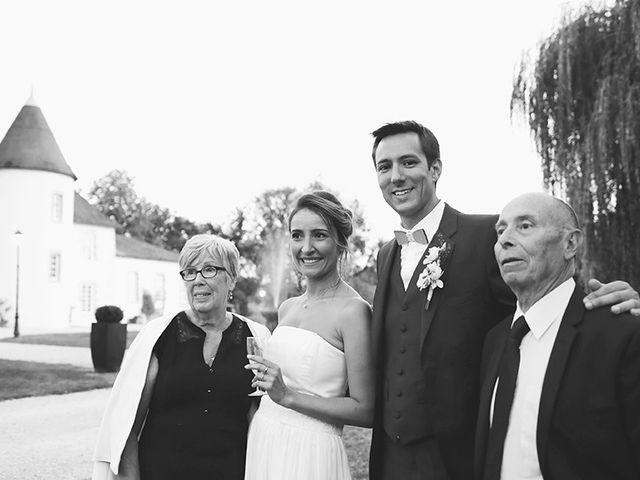 Le mariage de Julien et Marie-Caroline à Blond, Haute-Vienne 23