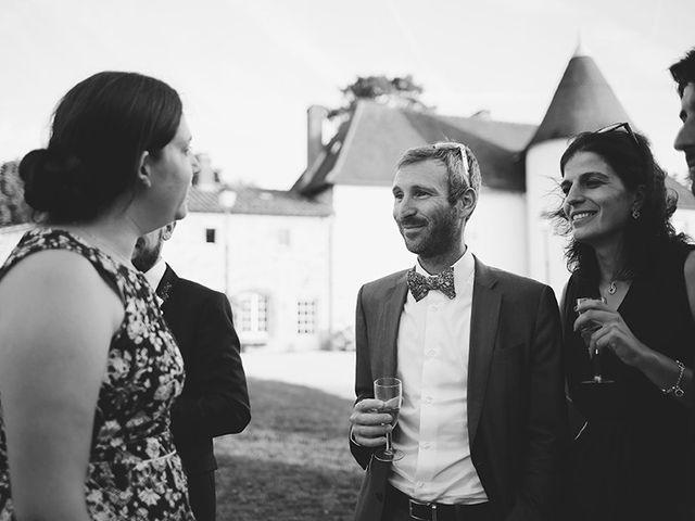Le mariage de Julien et Marie-Caroline à Blond, Haute-Vienne 24