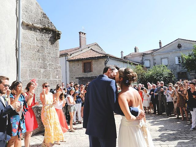 Le mariage de Julien et Marie-Caroline à Blond, Haute-Vienne 32