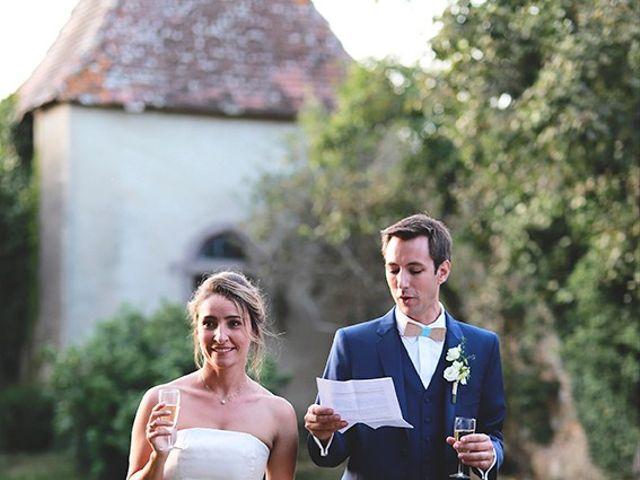 Le mariage de Julien et Marie-Caroline à Blond, Haute-Vienne 33