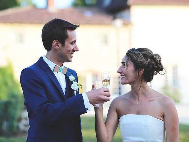 Le mariage de Julien et Marie-Caroline à Blond, Haute-Vienne 34