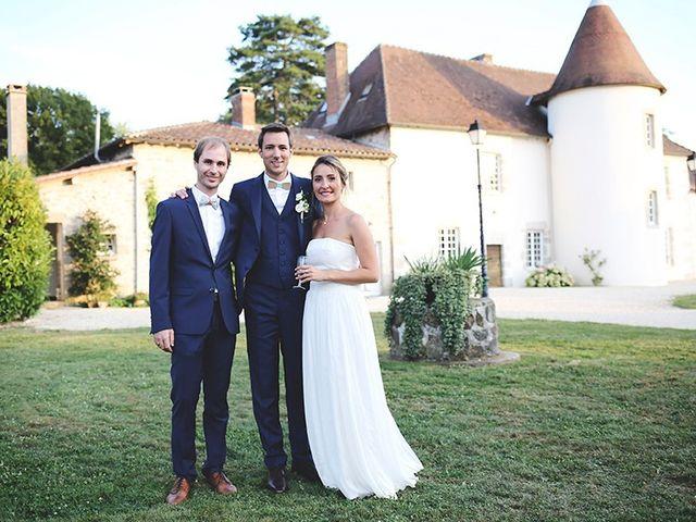 Le mariage de Julien et Marie-Caroline à Blond, Haute-Vienne 36