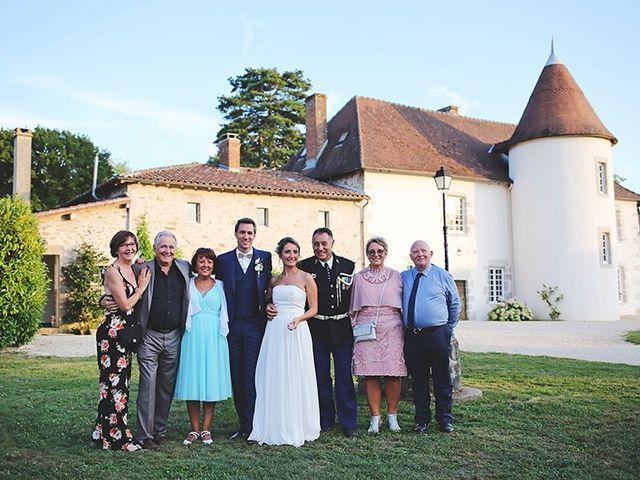 Le mariage de Julien et Marie-Caroline à Blond, Haute-Vienne 37