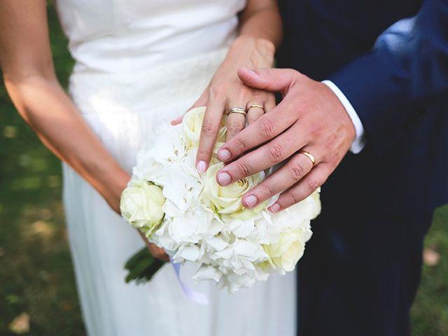 Le mariage de Julien et Marie-Caroline à Blond, Haute-Vienne 41